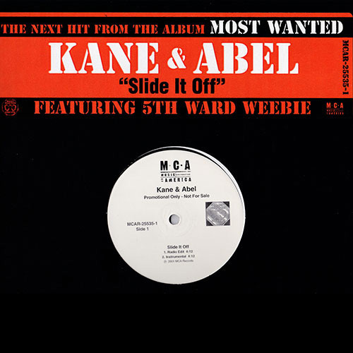 Discographie MOST WANTED Records